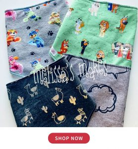 Holiday gifts from Melissa's Makes