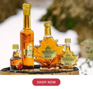 Holiday gifts from Robinson Maple Products