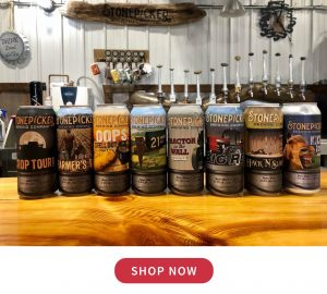 Holiday gifts from Stonepicker Brewing